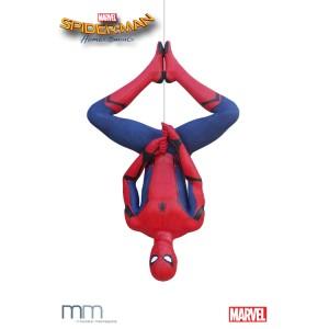 Spider-Man suspendu (Spider-Man Homecoming) Life Size Statue