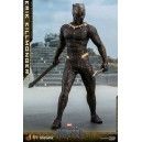 ACOMPTE 20% précommande Erik Killmonger - Black Panther MMS Figurine 1/6 Hot Toys