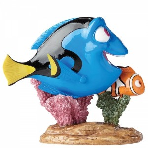 Finding Dory (Dory & Nemo) Disney Showcase Enesco