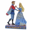 Swept Up in the Moment (Aurore & Prince) Disney Traditions Enesco