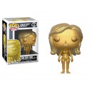 Golden Girl (Jill Masterson) from Goldfinger POP! Movies Figurine Funko
