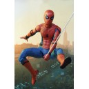 Spider-Man Homecoming Figurine 1/4 Neca