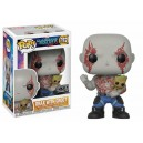 Drax with Groot Exclusive - Guardians of the Galaxy Vol. 2 POP! Marvel Figurine Funko