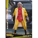 Dr. Emmett Brown - BTTF II MMS Figurine 1/6 Hot Toys
