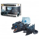 Night King & Icy Viserion POP! Rides Figurine Funko