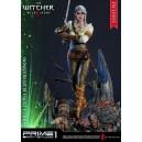 PRECOMMANDE Ciri of Cintra Exclusive - The Witcher 3: Wild Hunt Statue Prime 1 Studio