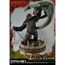PRECOMMANDE Kong Vs Skull Crawler - Kong: Skull Island Statue Prime 1 Studio