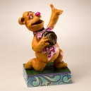 Wakah Wakah (Fozzie Bear) Disney Traditions Enesco