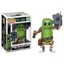 Pickle Rick (with Laser) - Rick and Morty POP! Animation Figurine Funko