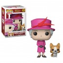 Queen Elizabeth II POP! Royals Figurine Funko