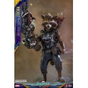 Rocket (Deluxe Version) MMS Figurine 1/6 Hot Toys