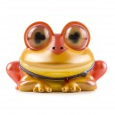 "All Hail Hypnotoad 6"" Metallic Art Figurine Kidrobot"