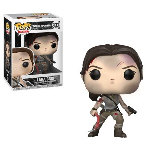 Lara Croft - Tomb Raider POP! Games Figurine Funko