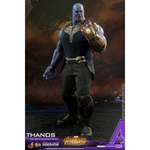 ACOMPTE 20% précommande Thanos - Avengers: Infinity Wars MMS Figurine 1/6 Hot Toys