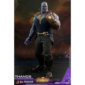 PRECOMMANDE Thanos - Avengers: Infinity Wars MMS Figurine 1/6 Hot Toys