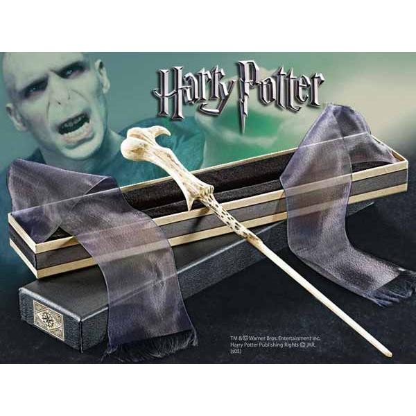 Harry Potter Muppets: Baguette Lord Voldemort Boîte Ollivanders Noble Collection