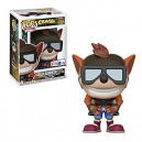 Crash Bandicoot with Jet Pack Exclusive - Crash Bandicoot POP! Games Figurine Funko