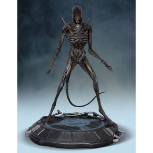 PRECOMMANDE Alien covenant Xenomorph 1/4 Statue Hollywood Collectibles Group