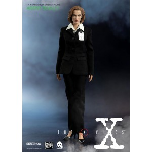 ACOMPTE 20% précommande Agent Scully - The X-Files Collectible Figurine 1/6 Threezero