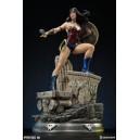 ACOMPTE 20% précommande Wonder Woman -Justice League: New 52 Statue Sideshow