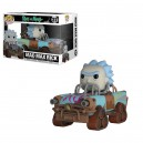 Mad Max Rick POP! Rides Figurine Funko