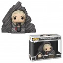 Daenerys Targaryen on Dragonstone Throne POP! Game of Thrones Figurine Funko