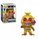 Twisted Chica - Five Nights at Freddy's POP! Books Figurine Funko