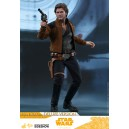 ACOMPTE 20% précommande Han Solo Deluxe Version (Solo:A star Wars Story) MMS 1/6 Figurine Hot Toys