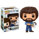 Bob Ross - The Joy of Painting POP! Television Figurine Funko