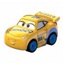 Dinoco Cruz Ramirez Cars 3 Die-Cast Mini Racers Series 2 Mattel