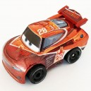 Metallic Tim Treadless Cars 3 Die-Cast Mini Racers Series 3 Mattel