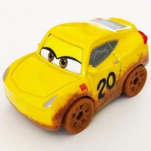Cruz as Frances Beltline Cars 3 Die-Cast Mini Racers Series 3 Mattel
