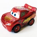 Metallic Lightning McQueen Cars 3 Die-Cast Mini Racers Series 3 Mattel