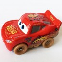 Derby Racer Lightning McQueen Cars 3 Die-Cast Mini Racers Series 3 Mattel