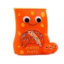 Cheesy Puffs 2/24 Yummy World Gourmet Snacks Vinyl Mini Series 3-Inch Figurine Kidrobot
