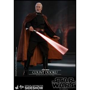 ACOMPTE 20% précommande Count Dooku AOTC MMS Figurine 1/6 Hot Toys