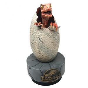 ACOMPTE 20% précommande Baby Raptor - Jurassic Park 1:1 Scale Statue Chronicle Collectibles