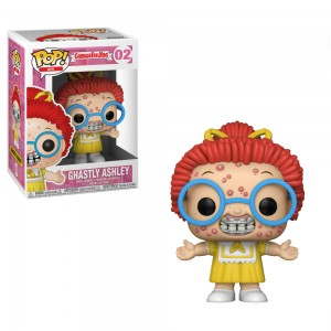 Ghastly ASHLEY - Garbage Pail Kids POP! Figurine Funko