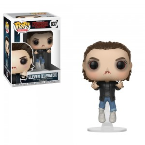 Eleven (Elevated) POP! Television Figurine Funko