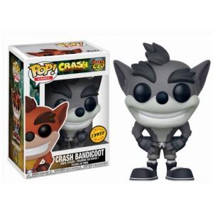 Crash Bandicoot Chase POP! Games Figurine Funko