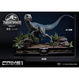 PRECOMMANDE Blue - Jurassic World 1:6 Scale Statue Prime 1 Studio