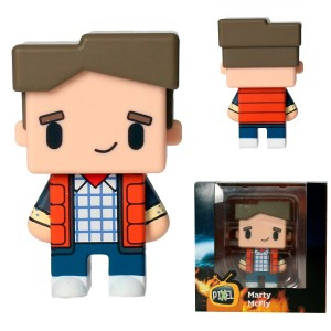 Marty McFly Pixel Figurine SD Toys
