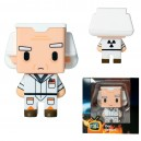 Doc Brown Pixel Figurine SD Toys