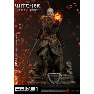 PRECOMMANDE Geralt of Rivia Skellige Undvik Armor - The Witcher 3: Wild Hunt Statue Prime 1 Studio