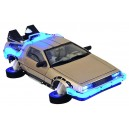 "DeLorean ""Retour vers le Futur II"" 1/15 Scale Hover Conversion Time Machine Diamond Select Toys"