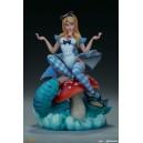 ACOMPTE 20% précommande Alice in Wonderland FFC Statue Sideshow