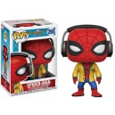 Spider-Man (with Headphones) - Spider-Man Homecoming POP! Marvel Figurine Funko