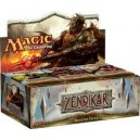 Boîte 36+3 Boosters Zendikar Wizards of the Coast