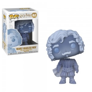 Nearly Headless Nick POP! Harry Potter Figurine Funko