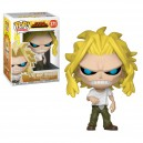 All Might (Weakened) - My hero Academia POP! Animation Figurine Funko